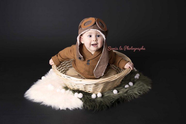 bébé annecy photographe