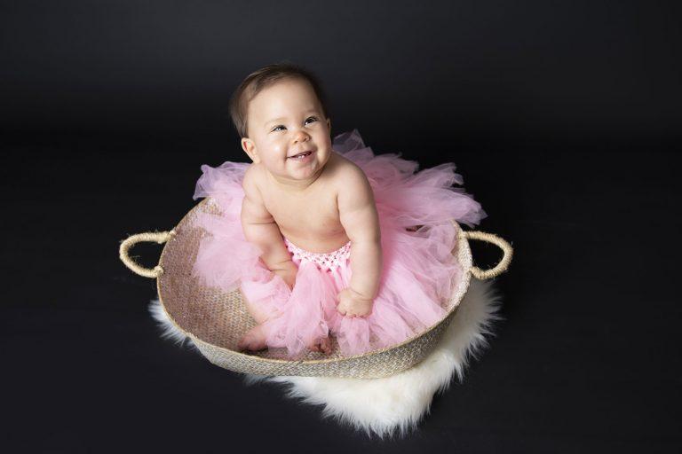 portrait bébé enfant studio annecy